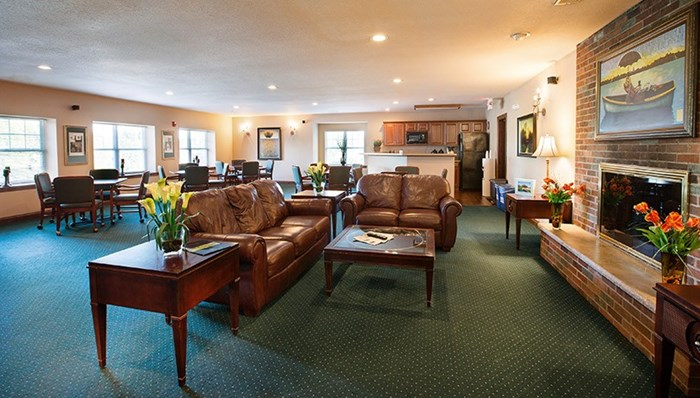 The Clubhouse Room is available for your private function