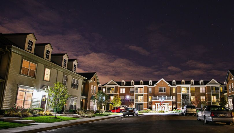 Georgetown Square Apartments Brookfield Wisconsin