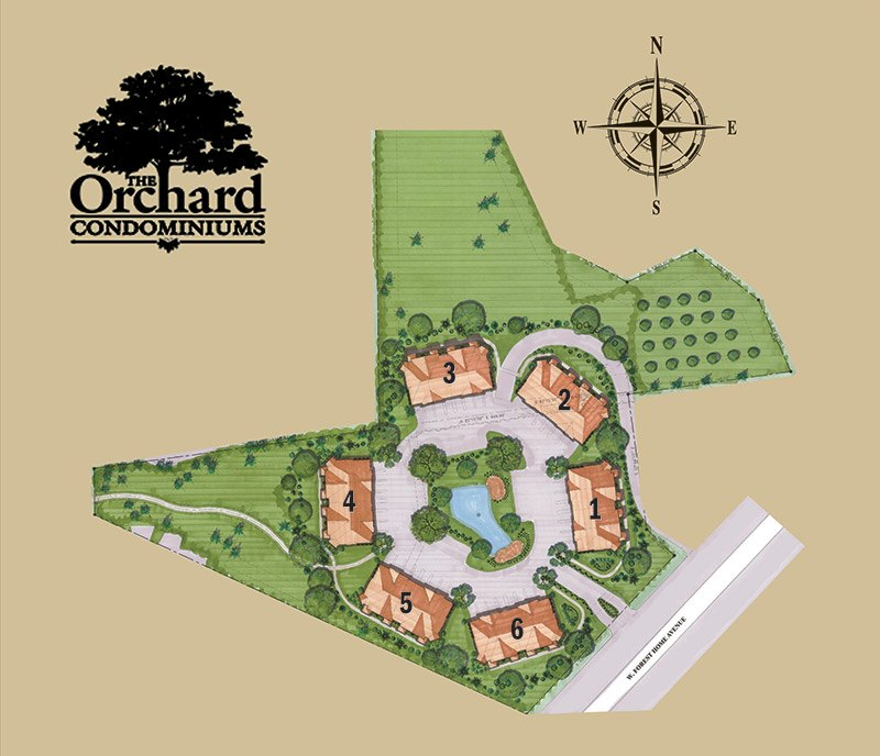 The Orchards Apartments: Greenfield Apartments For Rent - The Orchard