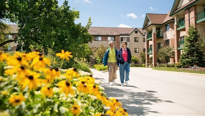 Stroll into Forest Ridge today for a tour!