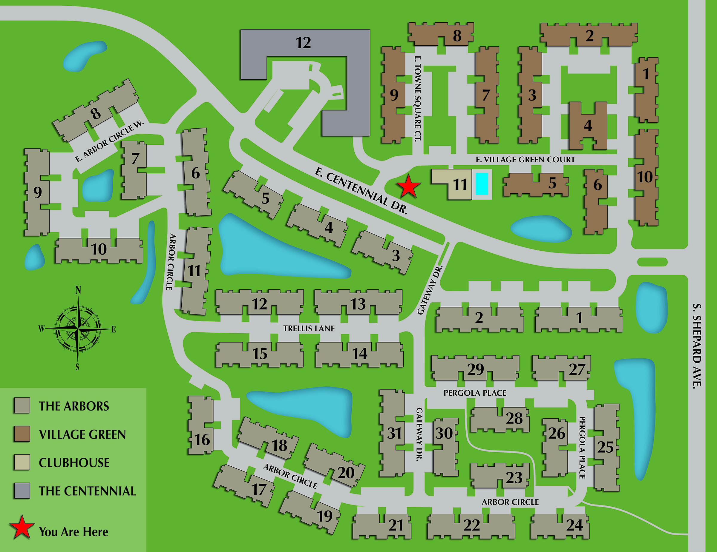 Woodman Park Apartments Phone Number