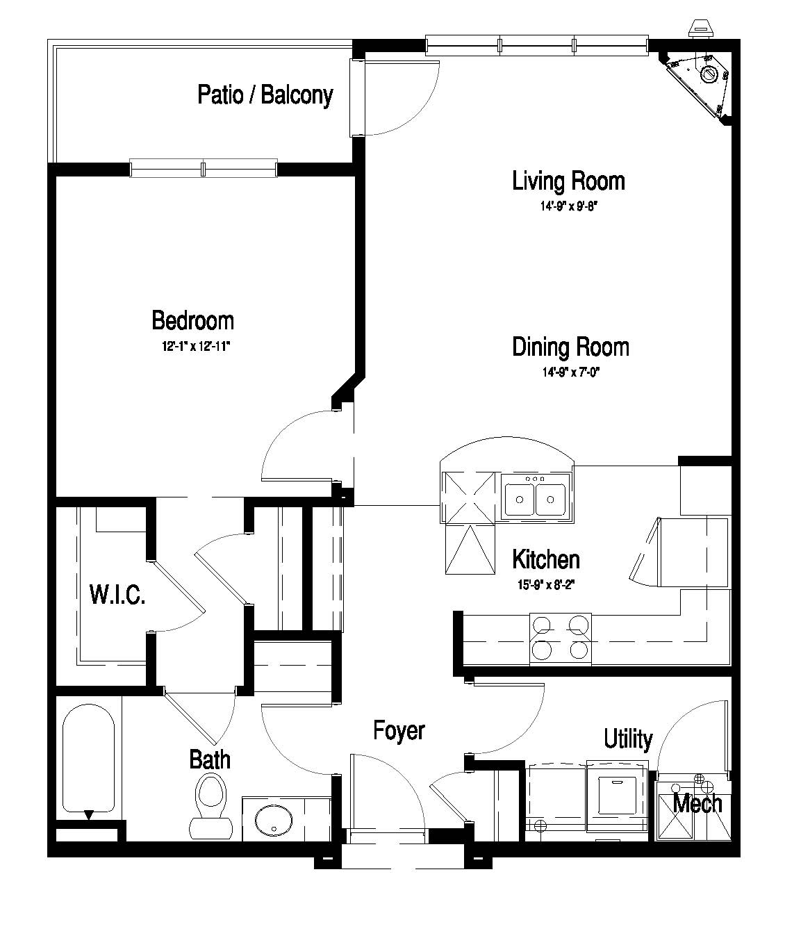 Brookfield Apartments For Rent - Linx Club