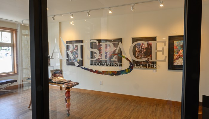 ArtSpace, a community Art Gallery, features local artists